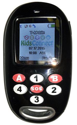 KidsConnect GPS Tracker Phone
