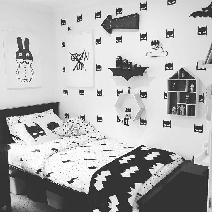 Monochrome nursery love by @mandymk79 👌💕 #monochromenursery #nurserydecor …