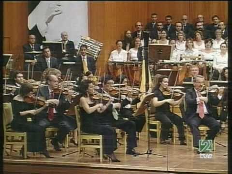 Johannes Brahms.Danza húngara nº 5 - YouTube