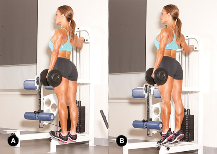 Build Your Best Calves Yet. Develop your legs from your hips to your ankles by adding these two calf exercises to your lower-body days.