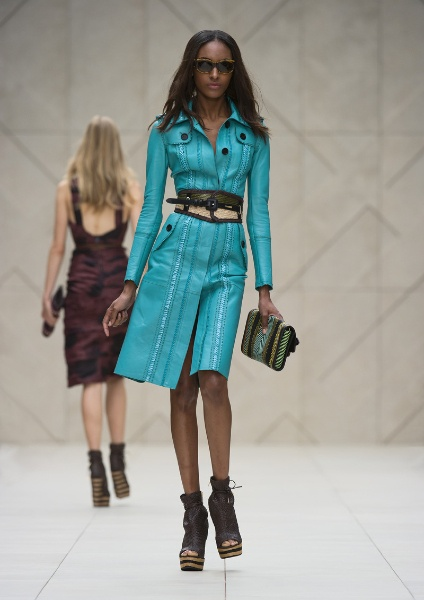 Burberry - Spring Summer 2012