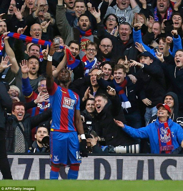 Bolasie admits it has been difficult at time watching on from the sidelines but says injuries are part of the game