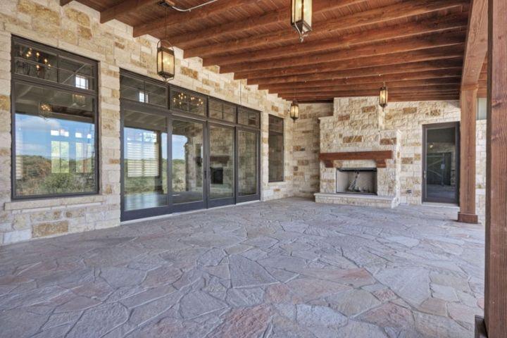 German Texas Farmhouse - Estate Homes - Portfolio - Olson Defendorf Custom Homes-SR