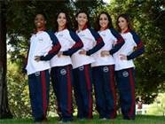 2012 Olympic Gymnastic Team
