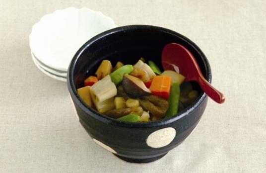 野菜のお煮しめ