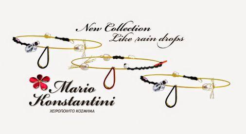 Mario Konstantini  #bracelets #jewelry #handmade #vraxiolia