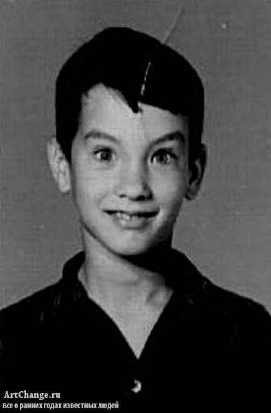 Том Хэнкс - биография ранних лет, фото из детства (Tom Hanks)   Вспомним былое