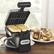 "Enter our giveaway, and you'll automatically be eligible to win a Waring Square Belgian Waffle Maker. <strong><span style=""color: #b32025"">You can enter up to two (2) times per e-mail address per day.</span></strong> Deadline 12.21.15."