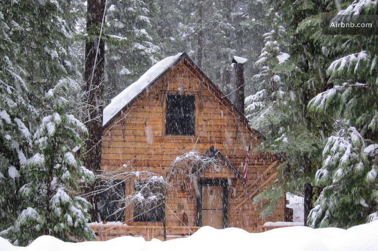 Quaint West Shore Tahoe Cabin  in Tahoma