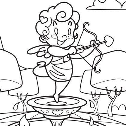 valentine coloring pages french - photo#3