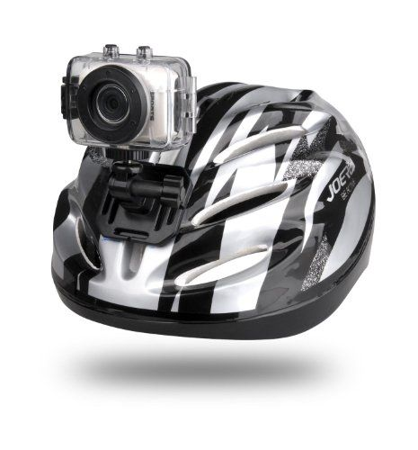 SPORT CAMERA - Blurfix(TM) High-Definition Sport Action Camera, 1080p 720p Wide-Angle Camcorder With 2.0 Touch Screen - SD Card Slot, USB Plug And Mic - All Mounting Gear Included - For Biking, Riding, Racing, Skiing And Water Sports, Etc.-BLACK COLOR from Blurfix $149.00