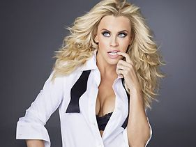 Jenny McCarthy To Tackle Leno, Letterman With 'Chick Sexiness'