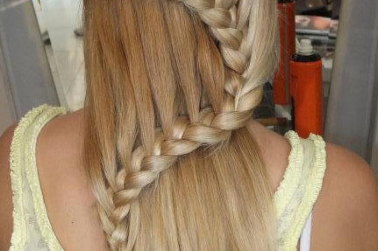 It's one of our favorite new hair styles for summer—the conch shell braid! Learn how to create this beautifully twisted braid!