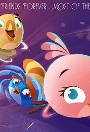 Angry Birds Stella Tv Series. Stella - the fierce and feisty bird from Angry Birds - joins her best friends Dahlia, Poppy, Willow and Luca for some fun new adventures! Together they explore, create, rock out and laugh.....