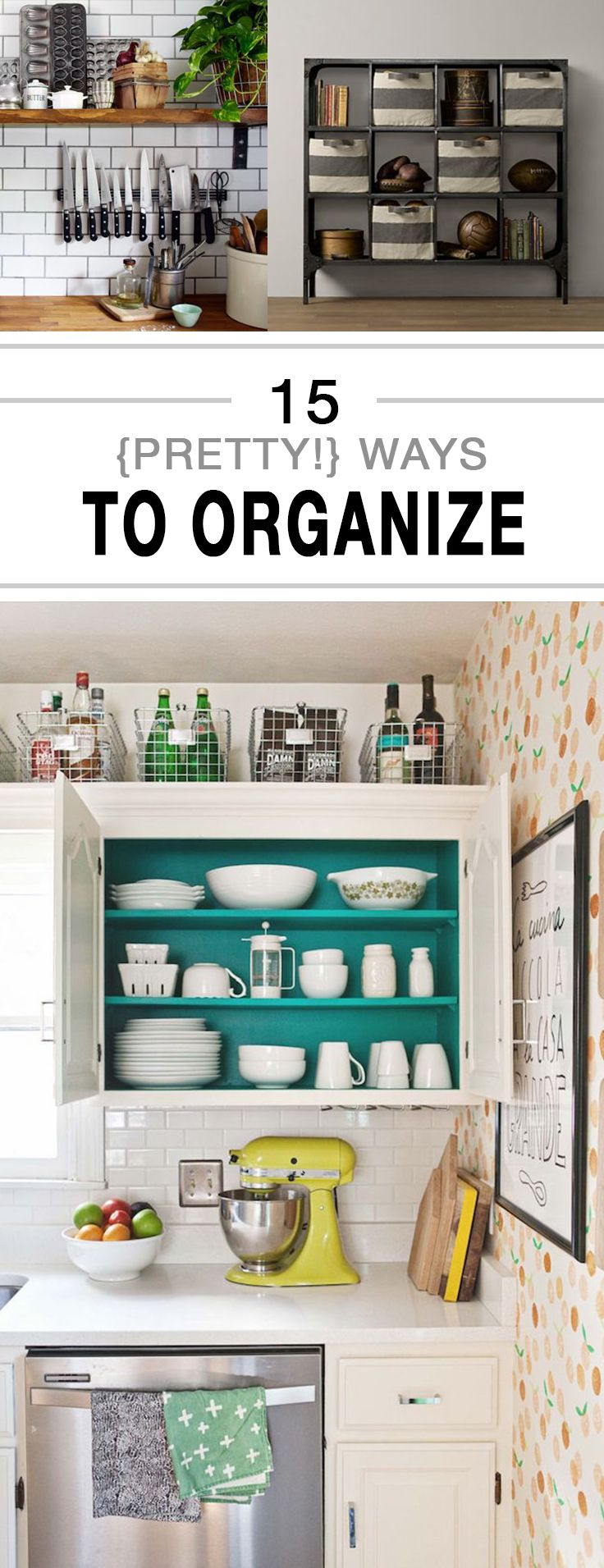 Organization, organization hacks, pretty ways to organize, pretty organization, popular pin, interior design hacks, home decor ideas, organization inspiration.