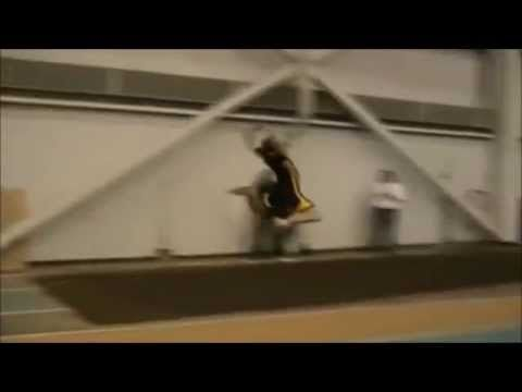 Vertical Jump Training Program - My First Dunk! 5'8 160 lbs