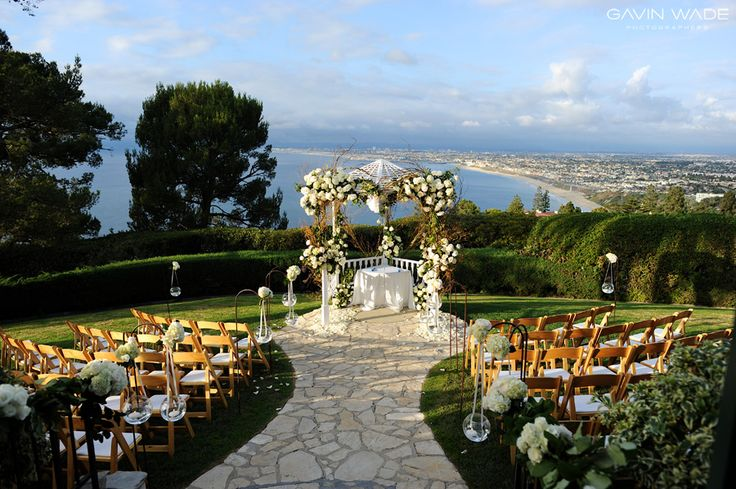 Spectacular Ocean View Wedding at La Venta