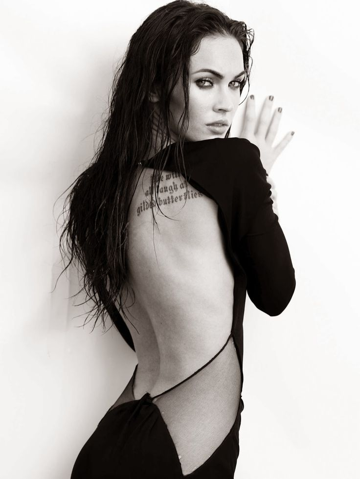 Megan Fox for Elle Outtakes 2013