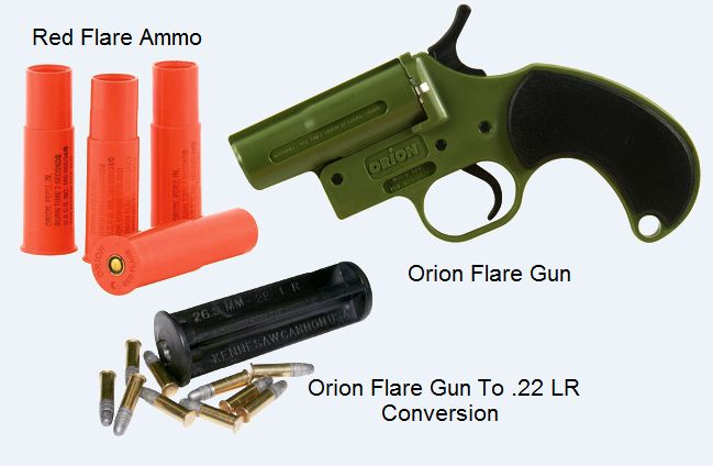 12 Ga Flare Gun Ammo – Wonderful Image Gallery