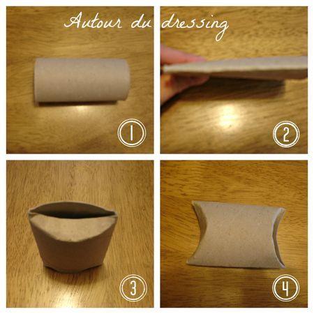 Diy boite rouleau toilette cr ations pinterest bricolage - Deco avec des rouleaux de papier toilette ...