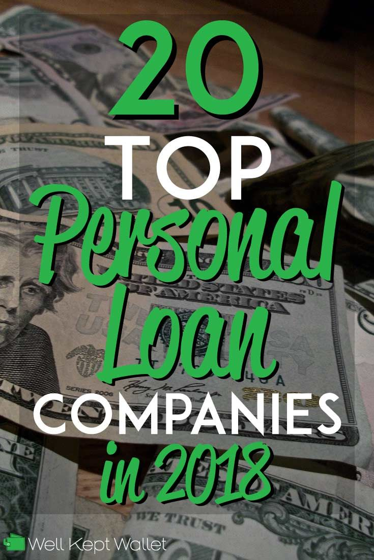 17 Top Personal Loan Companies In 2020 Personal Loans Loan Company Finance Tips