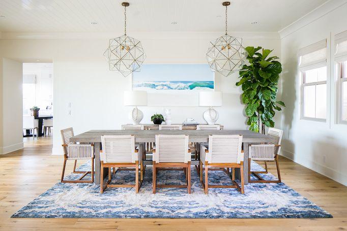Best 25 Coastal Dining Rooms Ideas On Pinterest Light Fixtures Beach Style Kitchen