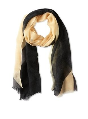 60% OFF M. Patmos Women's Abstract Print Pashmina, Neutral Combo