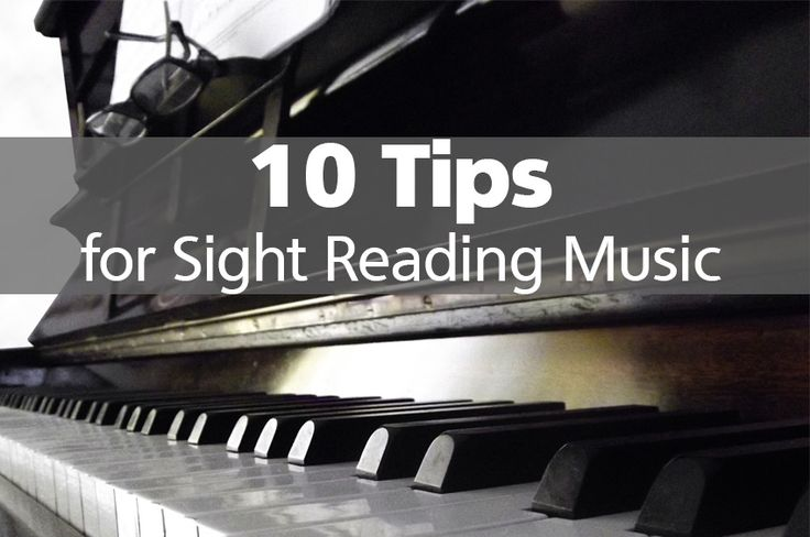 Sight reading seems to be one of those challenges that either a beginning musician loves or has recurring nightmares about. For those of us in the latter category, we've consulted with music educators who specialize in the important skill of sight reading music to make it less scary and (maybe even) a little enjoyable!
