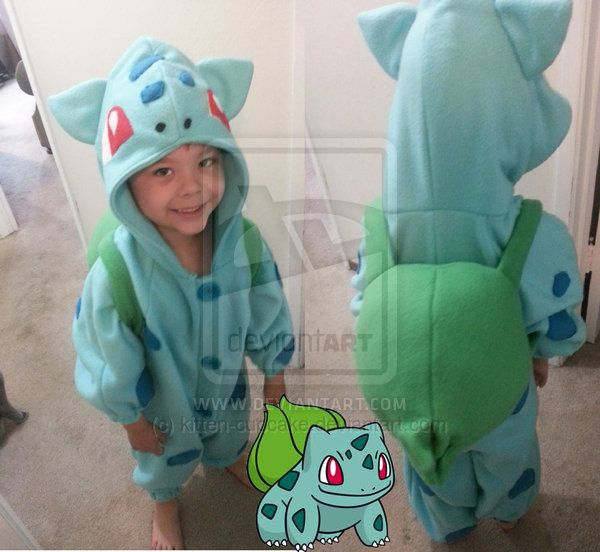bulbasaur costume - Google Search