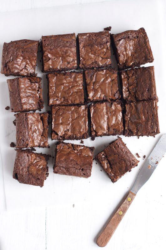 Nigel Slater's Very Good Chocolate Brownies: Nigel Slater, Recipe Hair, Hair Food, Brownies Recipe, Ingredients Brownies, Quality Ingredients, Baking, Chocolates Brownies, High Quality