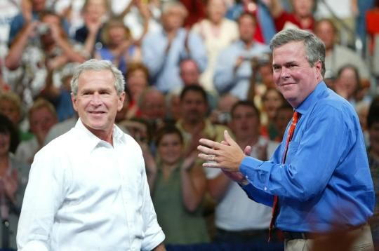 The former Florida governor and likely 2016 presidential candidate says he would have authorized the 2003 invasion just as President George W. Bush did.