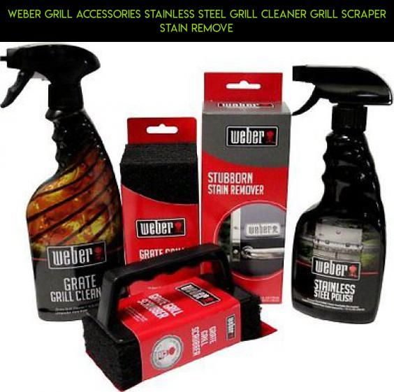 Weber Grill accessories Stainless Steel grill cleaner Grill Scraper Stain Remove #racing #plans #kit #weber #technology #parts #gadgets #products #camera #drone #shopping #accessories #fpv #tech #grills