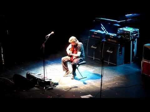 #NowPlaying 22 Apr.: Special Steve Hackett Genoa Italy, 2012 – VIDEO