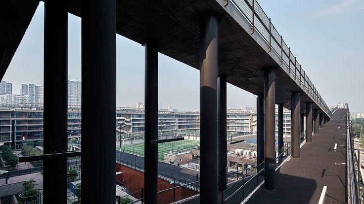 Jiakun Architects · West Village · Basis Yard
