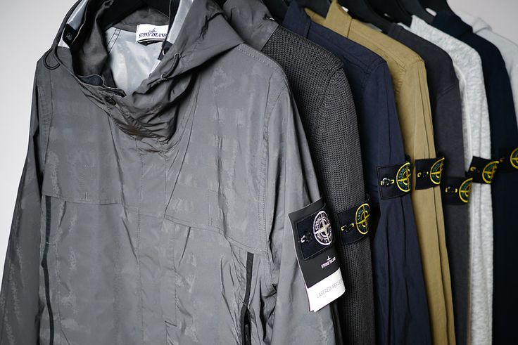 Stone Island Spring/Summer 2014 Collection