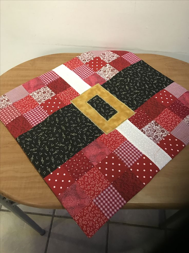 Made by Vero Padilla. Patchwork & Quilting by Vero Padilla