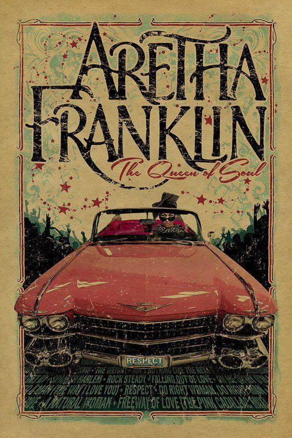 Pin on Aretha franklin