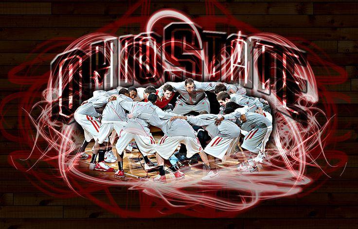 ohio state basketball on pinterest | Ohio State Buckeyes Basketball by ~storm19 on deviantART