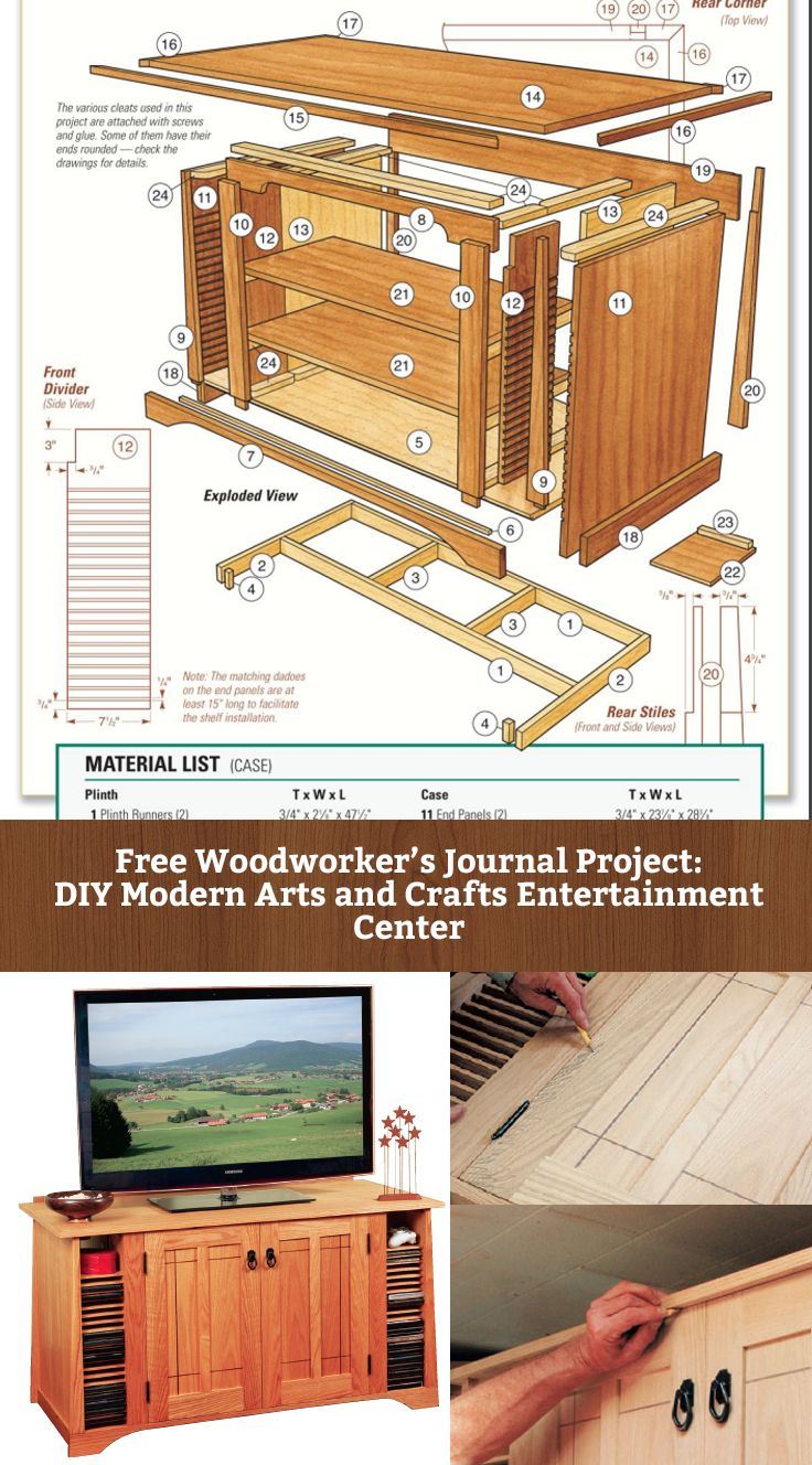25 best entertainment center tv stands images on pinterest media consoles woodworking plans. Black Bedroom Furniture Sets. Home Design Ideas