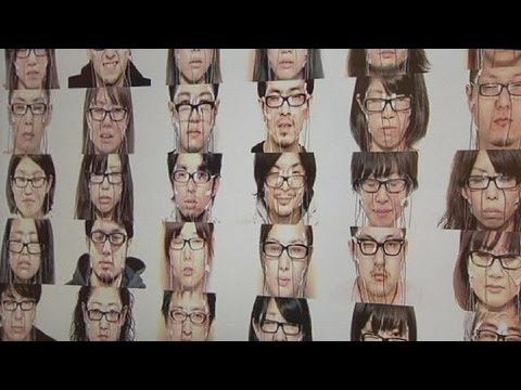 ▶ Hugo Boss celebrates 20th anniversary with interactive exhibition - le mag - YouTube