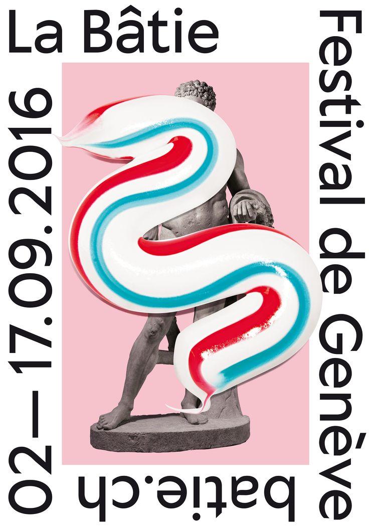 La Bâtie 2016 Genève (artwork http://www.neoneo.ch) #festival #affiche #affichefestival https://fr.pinterest.com/igreka2n/festival/
