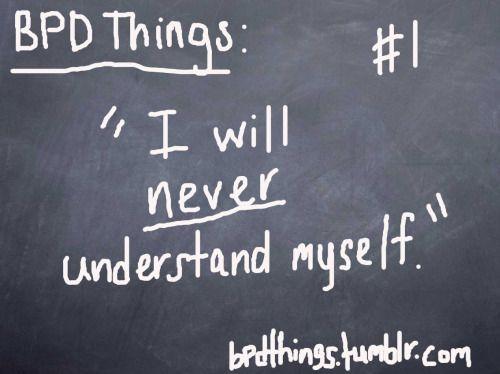 BPD Things