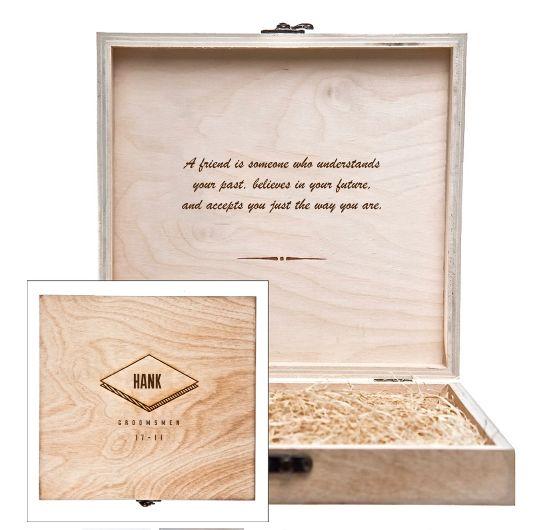 Amazing Cigar Box For Groomsmen #giftforhim – Groomsmen Gifts