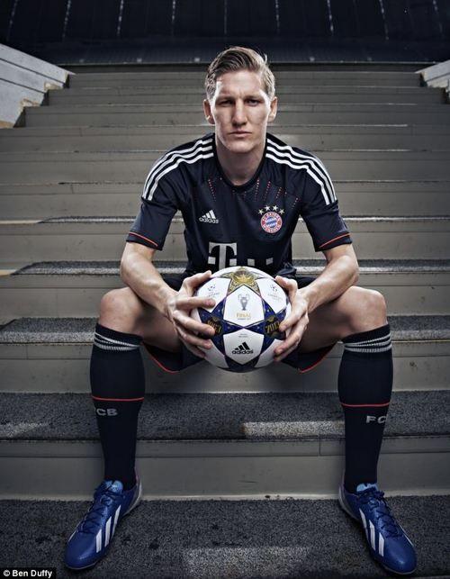 Bastian Schweinsteiger del Bayern Múnich