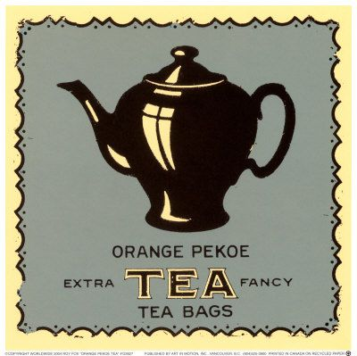 Orange Pekoe tea bags