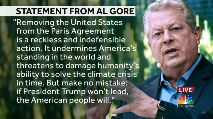 NBC, CBS Rush to Push Doomsday Predictions from Obama & Gore