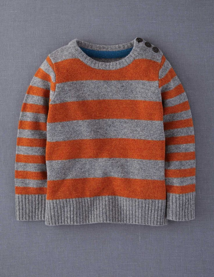 probably scratchy, but maybe it would surprise us... the Chunky Jumper by Mini Boden