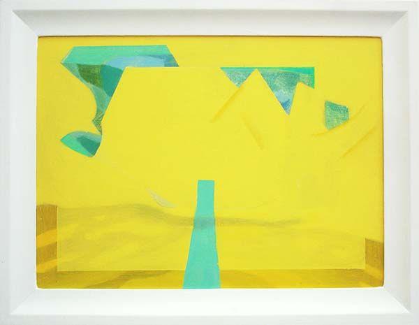 Saskia Leek, 'The Colour Course I' (2013).