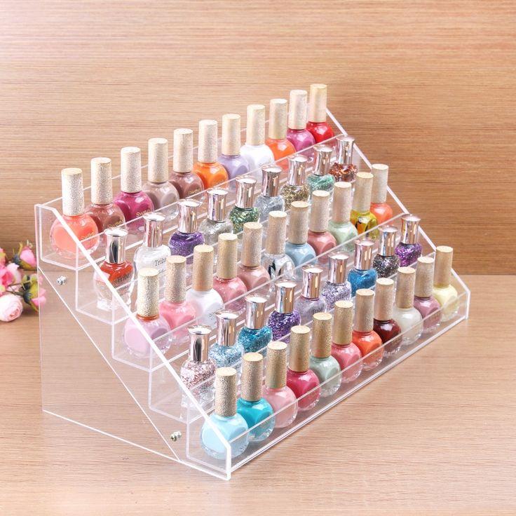 25+ Best Ideas About Nail Polish Storage On Pinterest