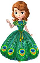 Sofia's Dress Up | Disney Junior